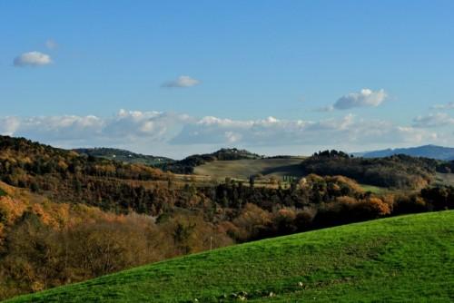 Lajatico - Autunno in Toscana