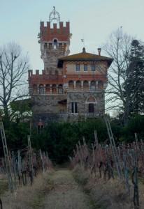 Il castello dei Lupinari