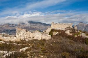 Ricordi di un castello - Alba Fucens