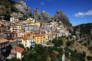 Lo splendore di Castelmezzano