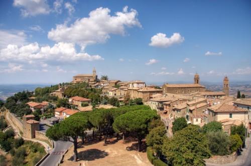 Montalcino - La città del brunello