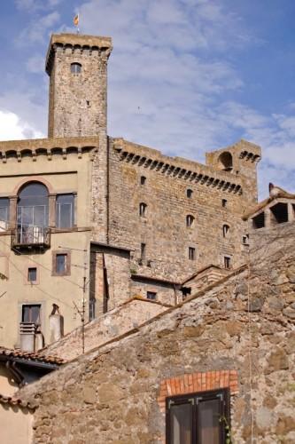 Bolsena - Torre del Castello di Bolsena