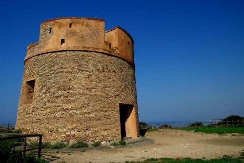 Anzio - Altra inquadratura della torre