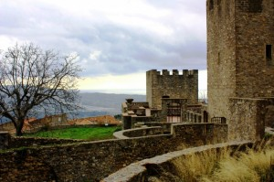 il castello dei Talamo-Atenolfi