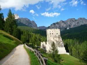 Andraz castello