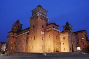 Castello estense -Ferrara