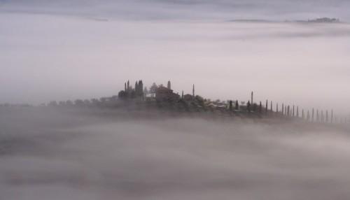 Castiglione d'Orcia - isole