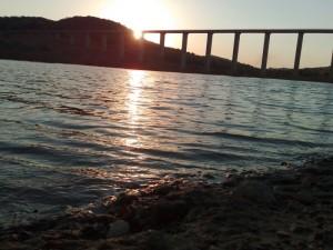 Lago in Fiamme