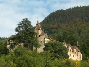 """Il castello in…""""Montagna"""""""