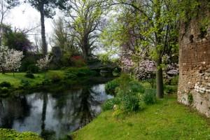 Ninfa, giardini