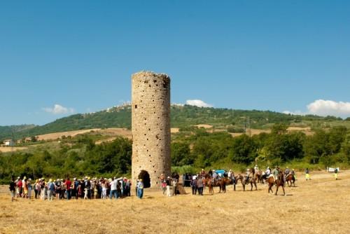 Celenza sul Trigno - torre della fara