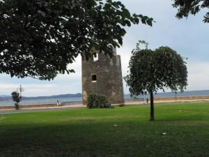 la torre di Santa Lucia