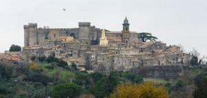 Panorama del borgo