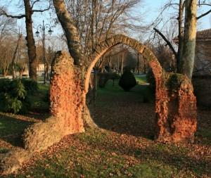 Quel che resta di Castel Trivellin (sec. XIV - XV)