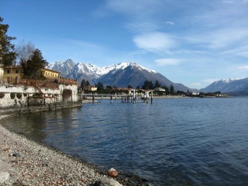 Domaso - qualcuno dice che sono innamorata del lago!