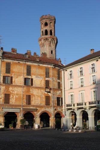 Vercelli - La Torre a vercelli