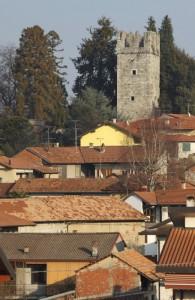 Il castello di Invorio, Piemonte
