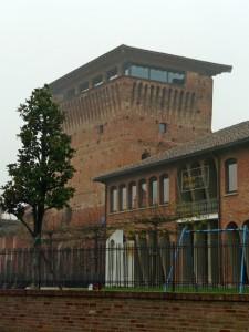 Rocca fortificata