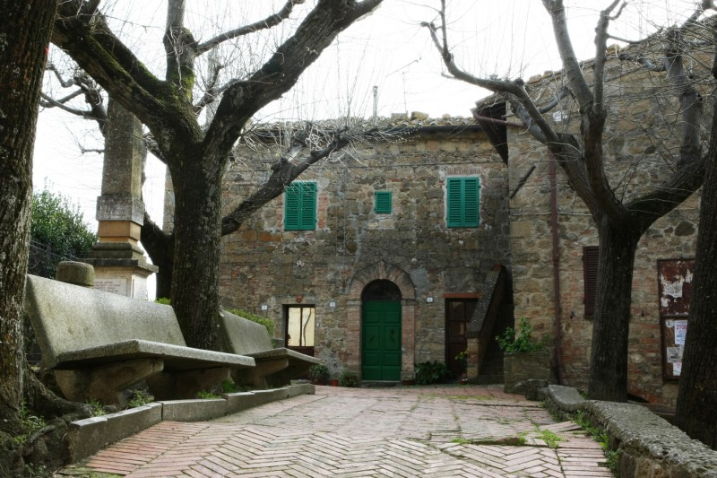 ''La Casa degli Spiriti'' - San Quirico d'Orcia