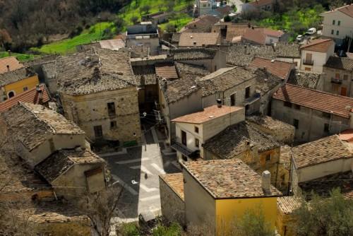 Carpineto Sinello - il borgo del maiale