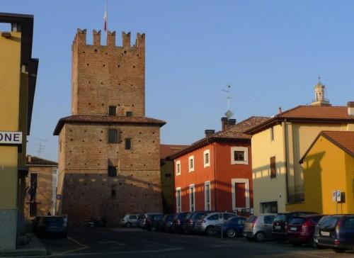 Casalpusterlengo - Parcheggio alla Torre