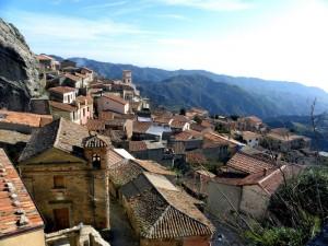 I tetti del borgo antico