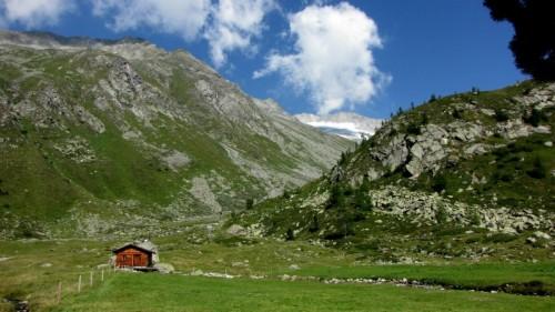 Valle Aurina - la malghetta
