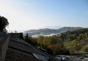 Luci e colori su Urbino
