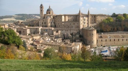 Urbino - Panorama ricco di cultura