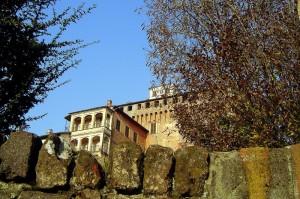 il castello visconteo nascosto fra le mura della città