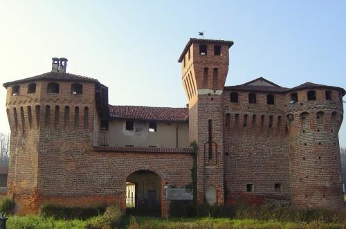 Briona - castello diroccato