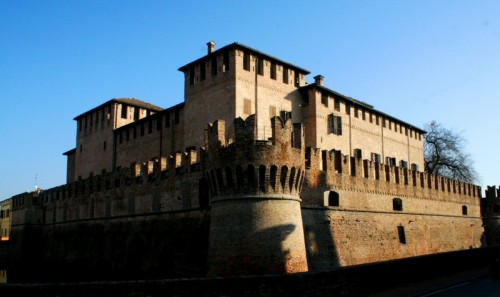 Fontanellato - La Rocca di San Vitale Pr