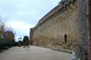 le mura di san quirico