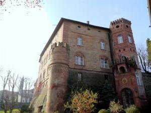 residenza della Regina Cristina di Savoia…..