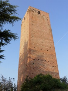 torre medievale del XII secolo…..