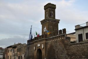 Porta di Castel S.Elia