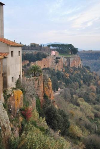 Castel Sant'Elia - Panorama dalla terrazza