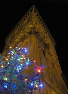 Buon Natale 2009 da….. Giove (TR)