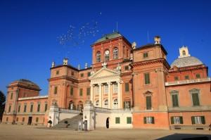 """il """"Volo"""" sul Castello Reale"""