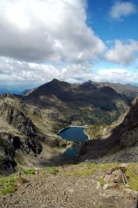 Laghetti alpini in Val Gerola