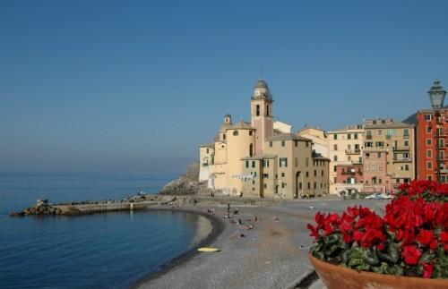 Camogli - Camogli (GE) - esempio di colori di Liguria...