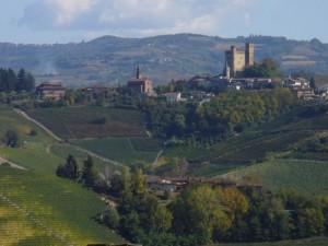 scorcio di Langa da Castiglione Falletto (CN)