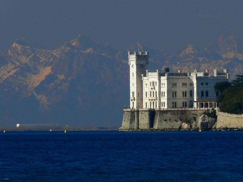 ''Castello di Miramare'' - Trieste