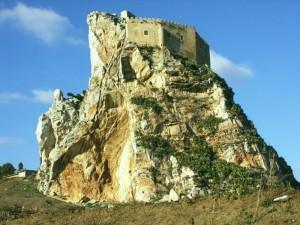 Castello di Manfredi III Chiaramonte XV sec