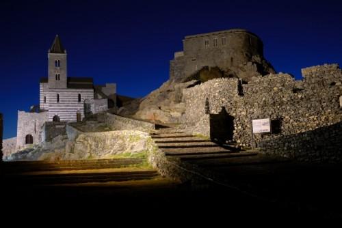 Portovenere - Sacro e Profano By Night