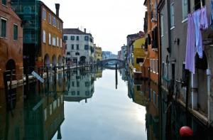 Semplici riflessi di Chioggia
