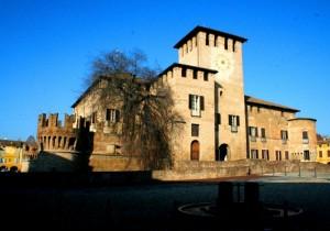 La Rocca di Fontanellato Pr