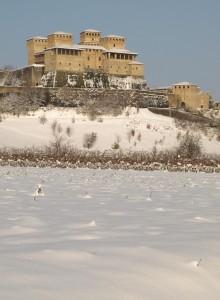 torrechiara e la neve