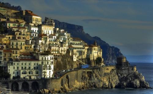 Amalfi - Amalfi, piccolo gioiello della Costiera