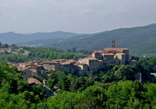 Castelnuovo di Val di Cecina - Sasso Pisano